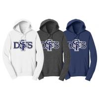 Adult SFDS Pullover Hoodie